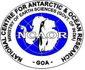 NCAOR Naukri Vacancy