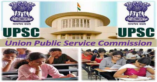 UPSC Recruitment Latest List