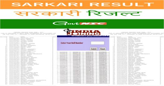 Latest Sarkari Results