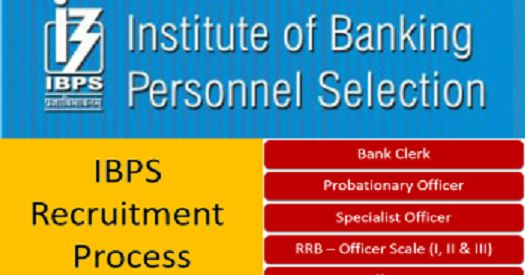 IBPS Apply Online 2019 Specialist Officer 1163 Posts