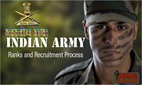 Indian Army Recruitment Latest List 2019