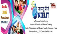 NIELIT Delhi IT Resource Persons Recruitment 2019