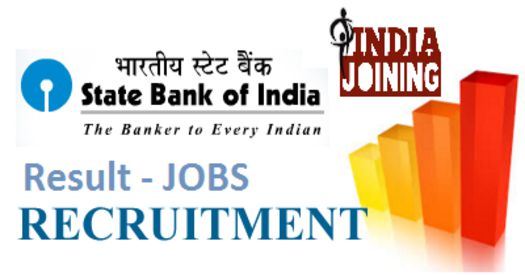 SBI Online Form Recruitment