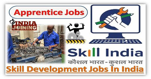Latest apprentice opportunities in India