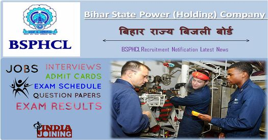 BSPHCL Junior Engineer Exam Pattern