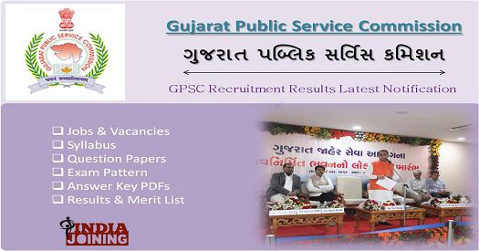 gpsc syllabus pdf download