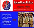 Rajasthan Police Recruitment 2020 Constable Driver Vacancy Apply Online 6694 Post