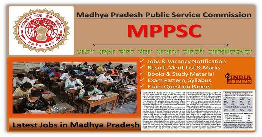 State Level Eligibility Test (MPSET) 2018