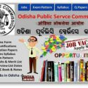 Odisha Public Service Commission Result 2020