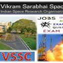 Vikram Sarabhai Space Centre Technician Recruitment 2019
