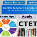 Central Teacher Eligibility Test CTET 2020 Notification, Apply Online, Syllabus, Admit Card, Exam Dates