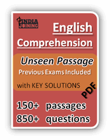 Best English Comprehension book for all exams at cheapest rate