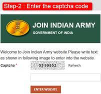 Step-2 how to download Indian army result